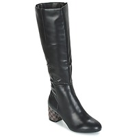Shoes Women Boots Moony Mood JISMIA Black