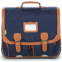 Bags Boy Satchels Tann's CAMILLE CARTABLE Marine