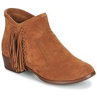 Shoes Women Ankle boots Minnetonka BLAKE BOOT Camel