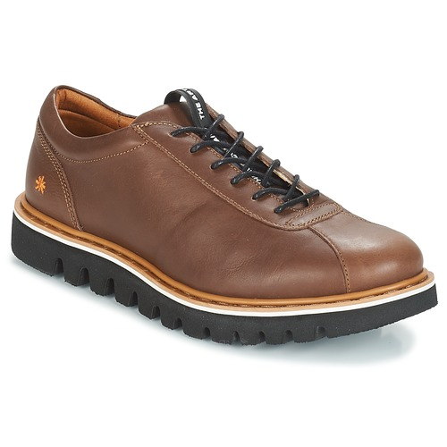 Shoes Men Derby shoes Art TORONTO Brown