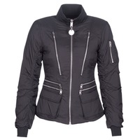 material Women Duffel coats Diesel W-BLANKYT Black