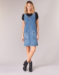 material Women Short Dresses Diesel DE DATY Blue