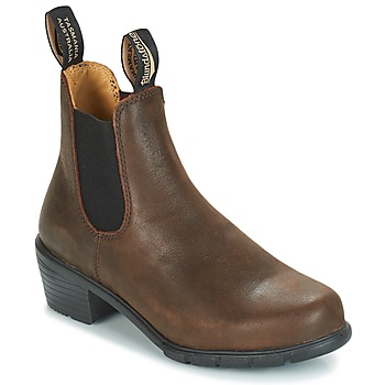 Shoes Women Mid boots Blundstone WOMEN'S HEEL BOOT Brown