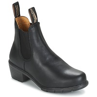 Shoes Mid boots Blundstone WOMEN'S HEEL BOOT Black