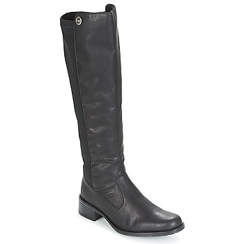 Shoes Women Boots Rieker ARNIA Black