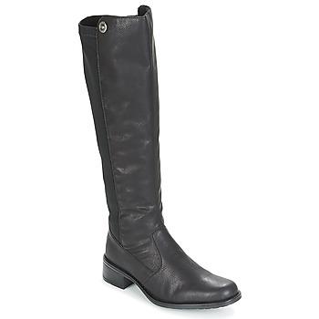 Shoes Women Boots Rieker ARNIA Black