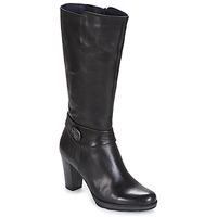 Shoes Women Boots Dorking REINA Black