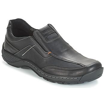 Shoes Men Derby shoes Josef Seibel Nolan 18 Black