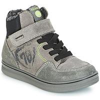 Shoes Boy High top trainers Primigi (enfant) AYGO GORE-TEX Grey