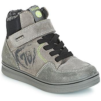 Shoes Boy High top trainers Primigi AYGO GORE-TEX Grey