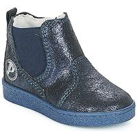 Shoes Girl Mid boots Primigi WODY Blue
