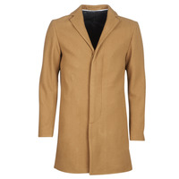 material Men coats Selected SLHBROKE Beige