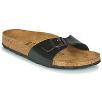 Shoes Women Mules Birkenstock MADRID Black / Patent