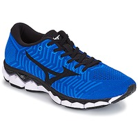 Shoes Men Running shoes Mizuno WAVEKNIT S1 Blue / Black