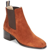 Shoes Women Ankle boots Marc O'Polo CATANIA Brown