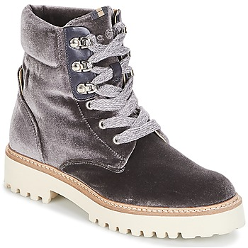 Shoes Women Mid boots Marc O'Polo LUCIA 2B Grey