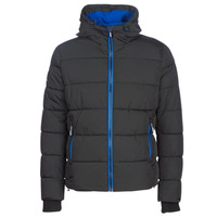 material Men Duffel coats Superdry SPORTS PUFFER Black