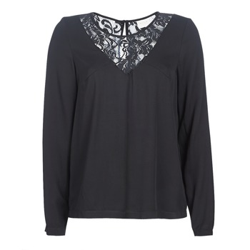 material Women Blouses Vila VIEVERLY Black