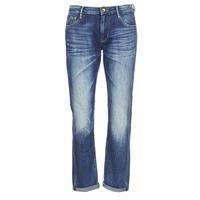 material Women Boyfriend jeans Le Temps des Cerises HERITAGE Blue / Medium