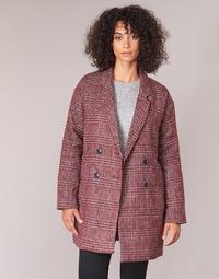 material Women coats Le Temps des Cerises LADY Bordeaux