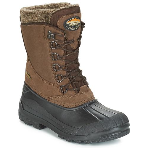 Shoes Women Snow boots Meindl SOLDEN Brown