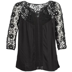 material Women Blouses Stella Forest ALWENA Black