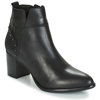 Shoes Women Ankle boots Regard RUSTANO V1 MAIA NOIR Black