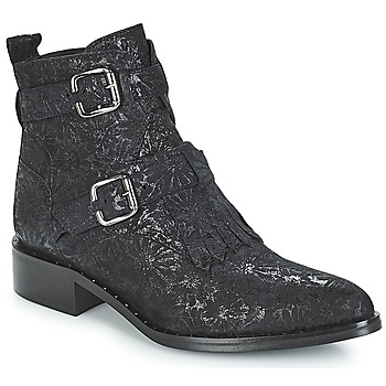 Shoes Women Mid boots Philippe Morvan SMAKY1 V2 DAISY LUX Black