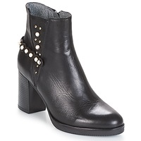 Shoes Women Ankle boots Metamorf'Ose DAMOISEAU Black