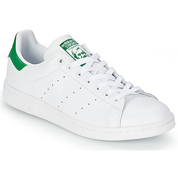 Trainers adidas Originals STAN SMITH White / Green 350x350