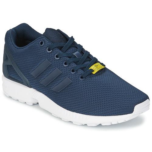 adidas zx flux blu marine
