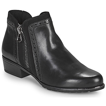 Shoes Women Mid boots Caprice BRITAA Black