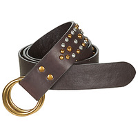 Accessorie Women Belts Polo Ralph Lauren DBL O RNG BT Brown