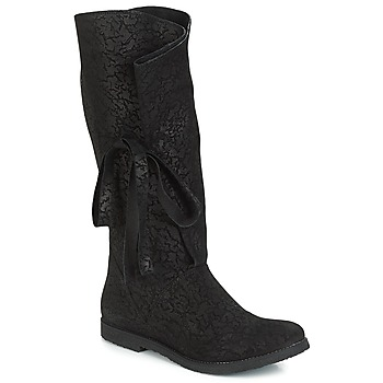 Shoes Women Boots Papucei LUCIA Black