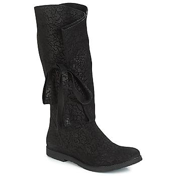 Shoes Women Boots Papucei LUCIA Black
