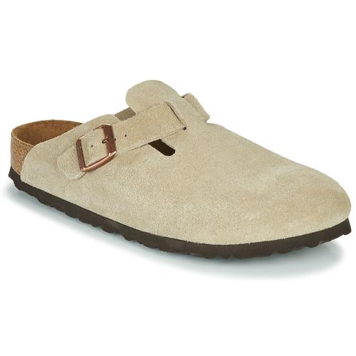 New Sendra Boots Men/'s Shoes Clogs Sabot Shoes Sabot Leather Shoes Biker Shoes