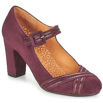 Shoes Women Court shoes Chie Mihara KALEI Bordeaux