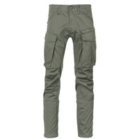 material Men Cargo trousers  G-Star Raw ROVIC ZIP 3D STRAIGHT TAPERED Grey / Green