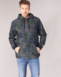 c7b795ae7223 material Men Blouses G-Star Raw STOR ANORAK OVERSHIRT Blue   Green. Outlet