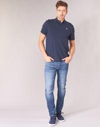 material Men slim jeans G-Star Raw D-STAQ 5-PKT SLIM Blue / Medium / Indigo / Aged