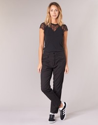 material Women Cargo trousers  G-Star Raw ARMY RADAR MID BF Black