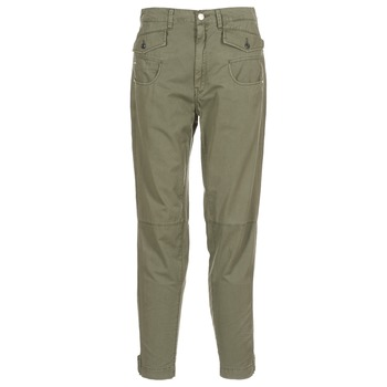 material Women Cargo trousers  G-Star Raw ARMY RADAR MID BF Kaki