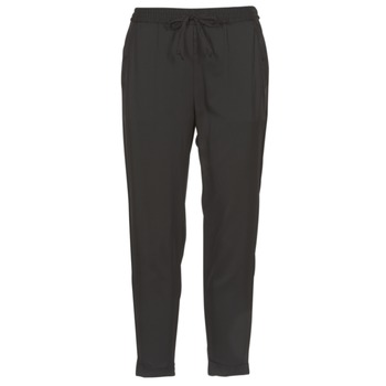 material Women Wide leg / Harem trousers G-Star Raw BRONSON JOG Black