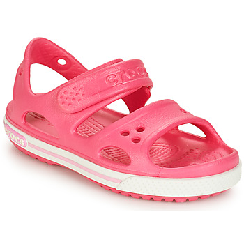 Shoes Girl Sandals Crocs CROCBAND II SANDAL PS Pink