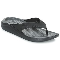 Shoes Flip flops Crocs LITERIDE FLIP Black
