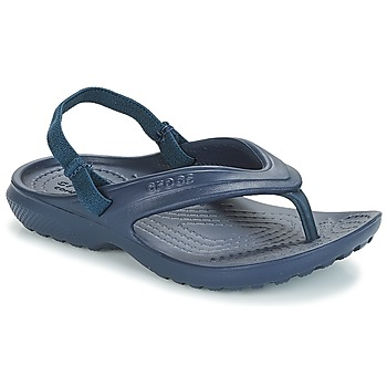 Shoes Children Flip flops Crocs CLASSIC FLIP K Marine