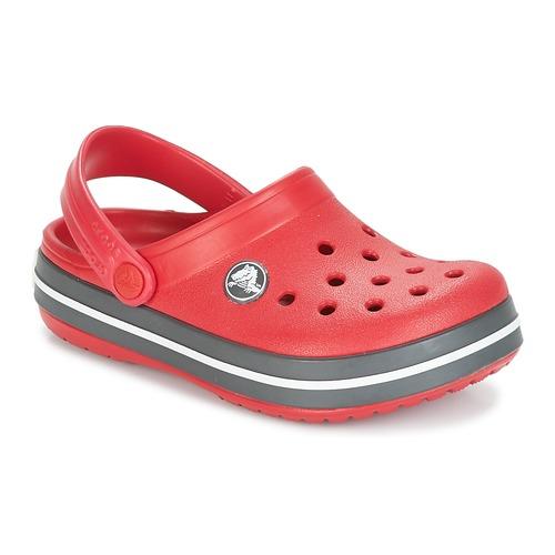 Crocs CROCBAND CLOG KIDS Red - Fast