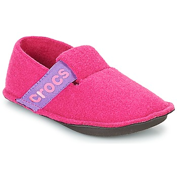 Shoes Girl Slippers Crocs CLASSIC SLIPPER K Pink