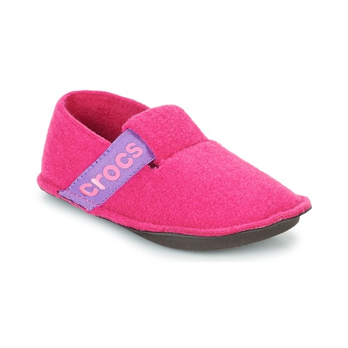 Crocs CLASSIC SLIPPER K Pink - Fast