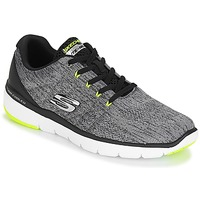 Shoes Men Fitness / Training Skechers FLEX ADVANTAGE 3.0 Grey